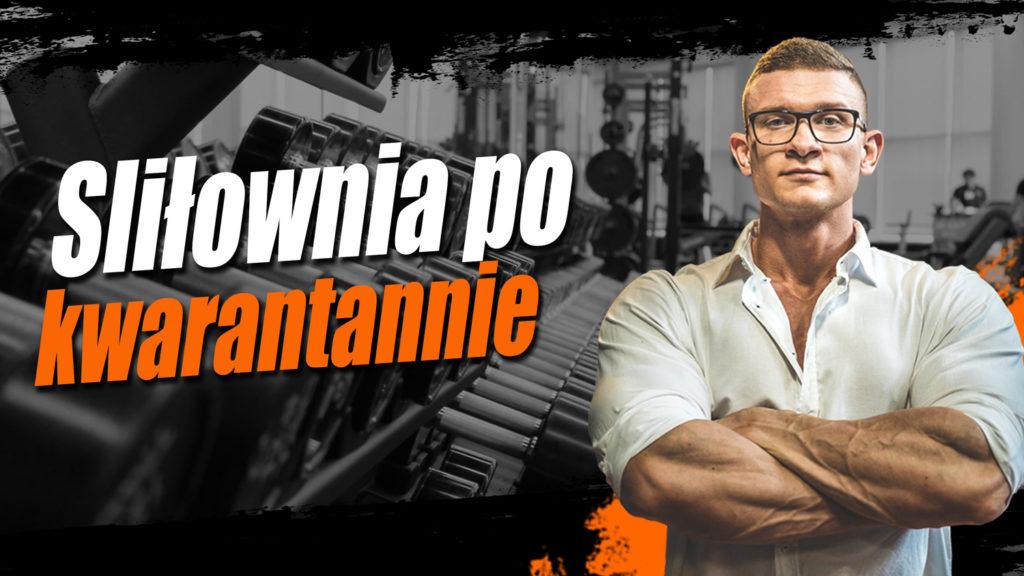 Maciej Pietkiewicz Siłownia Trener Perosnalny