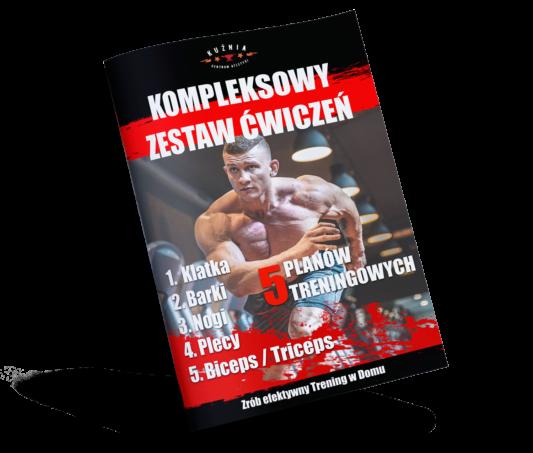 Maciej Pietkiewicz Kompleksowy trening w domu